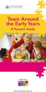 Team Around the Early Years leaflet